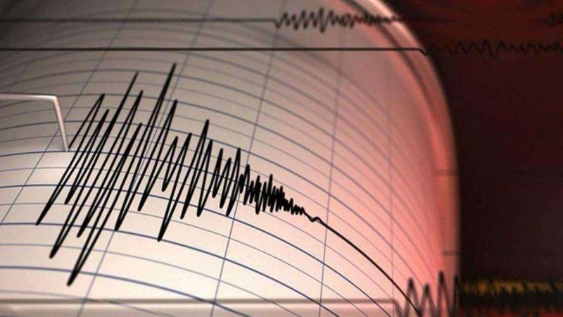 Ege açıklarında iki deprem oldu