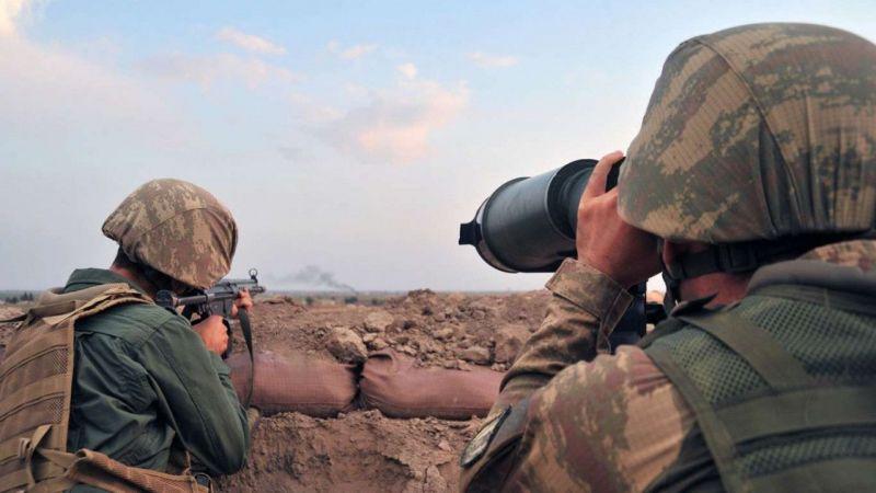 MSB'den açıklama: 4 PKK/YPG'li öldürüldü