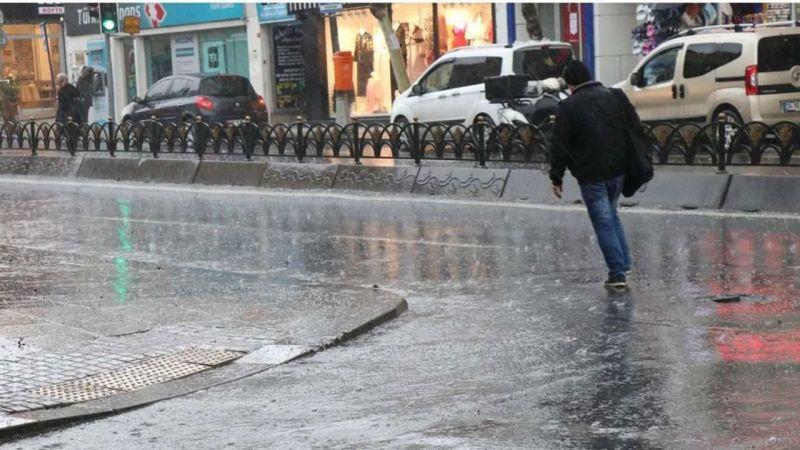Meteorolojiden 9 il için sağanak yağış uyarısı