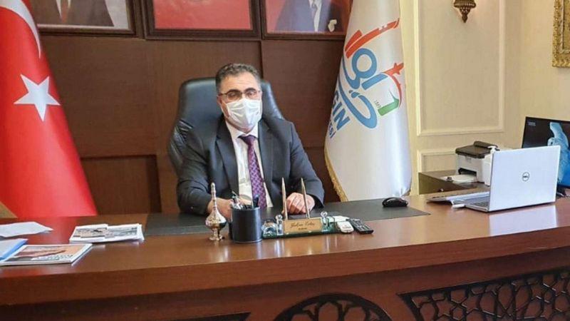 Ilgın Belediye Başkanı Ertaş, koronavirüse yakalandı