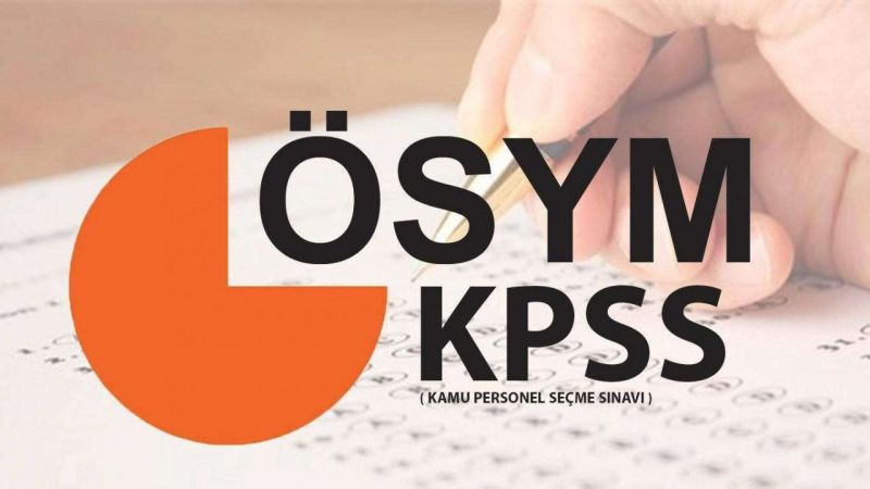 KPSS sonuçları bugün açıklanacak