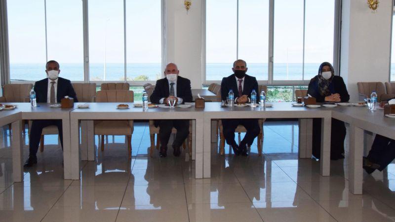 """Giresun Müdürlüğünce """"Mevlid-i Nebi Haftası"""" istişare toplantısı düzenledi"""