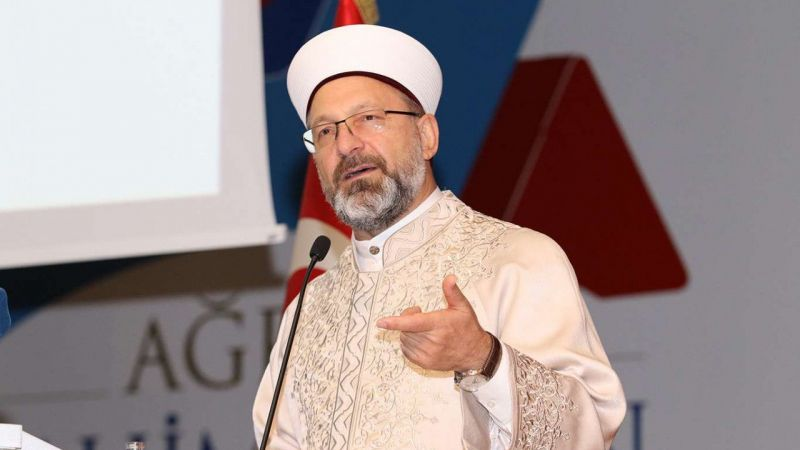 "Erbaş'tan ""doğru dini bilgi"" vurgusu"