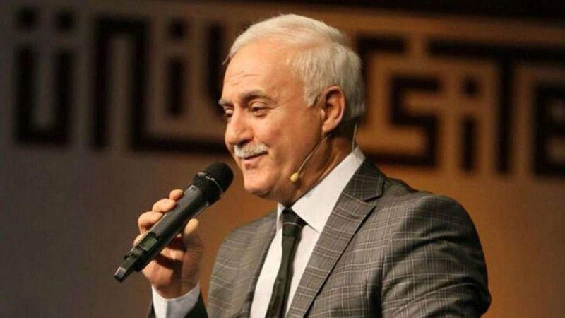 """Nihat Hatipoğlu'ndan """"içki iddialarına"""" yalanlama"""
