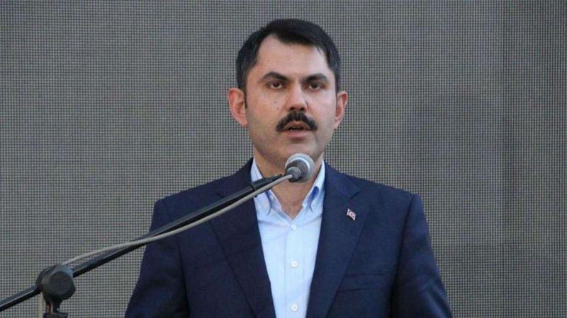 Bakan Kurum: Enkaz altında vatandaşlarımız var!