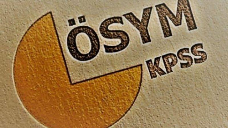 2020 KPSS Ön Lisans Sonuçları açıklandı