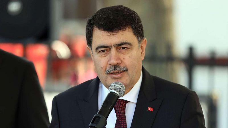"""Ankara Valisi Şahin'den """"deprem"""" açıklaması"""
