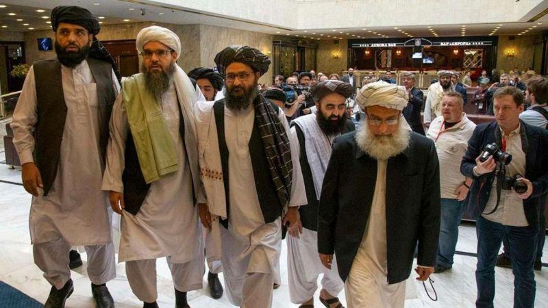 Taliban, ABD ve Katar üçlüsü masaya oturdu