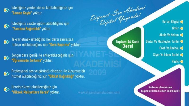 Diyanet-Sen'den MBSTS hazırlık kursu
