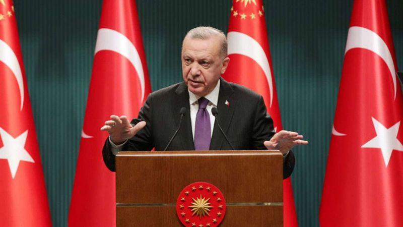 """Cumhurbaşkanı Erdoğan'dan """"Yeni Anayasa"""" sinyali"""