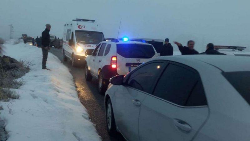 Bitlis'te helikopter düştü: 9 askerimiz şehit oldu