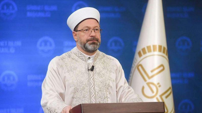 Diyanet İşleri Başkanı Ali Erbaş hastaneye kaldırıldı