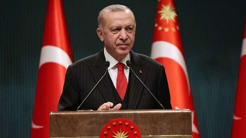 """Cumhurbaşkanı Erdoğan'dan """"Çanakkale Zaferi"""" mesajı"""