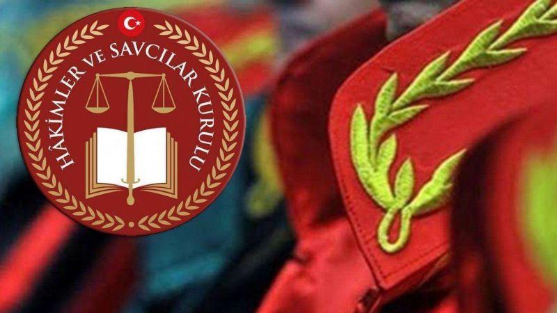 60 hâkim ve savcının görev yeri değiştirildi