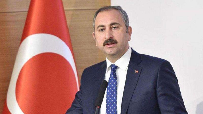 """Adalet Bakanı Gül'den """"İstanbul Sözleşmesi"""" açıklaması"""
