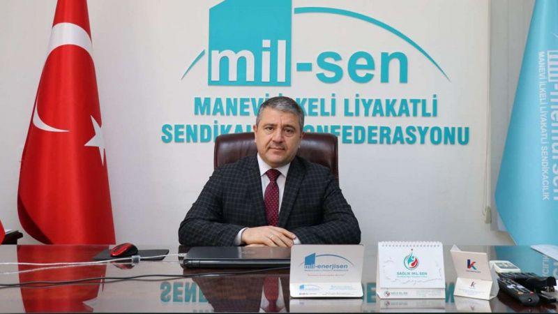Mil-Diyanet Sen'den İstanbul Sözleşmesi açıklaması