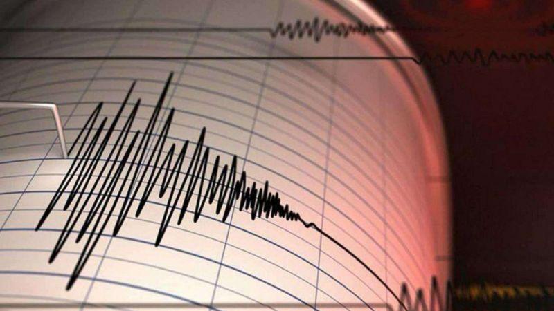 İzmir'de 3.5 büyüklüğünde deprem