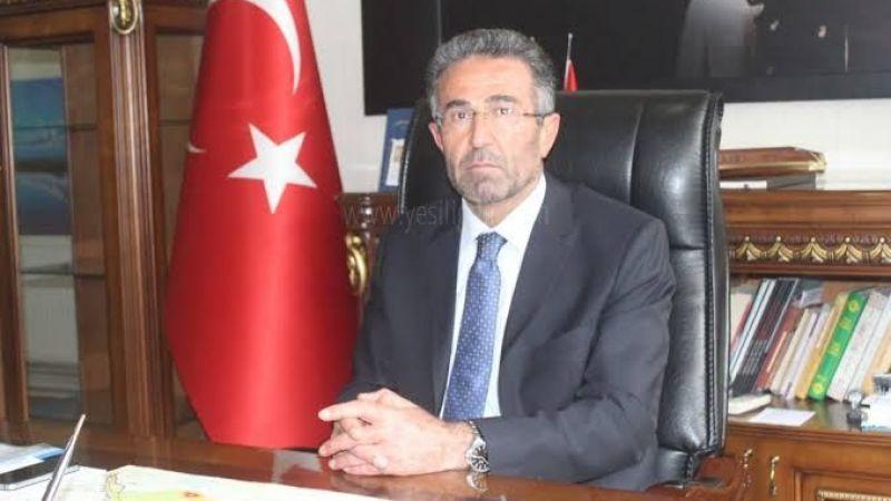 Mustafa Tekin Kahramanmaraş Müftüsü oldu