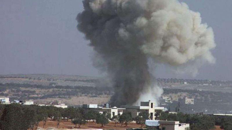 Esad rejimi hastane bombaladı