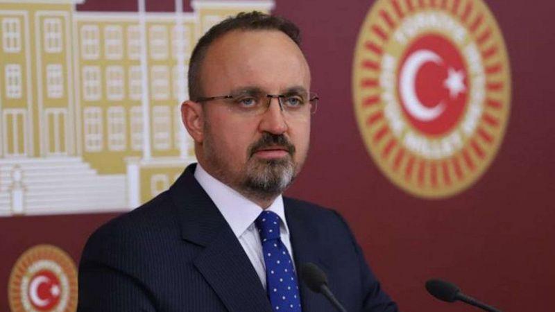 AK Partili Turan'dan Ayasofya İmamı'na tepki