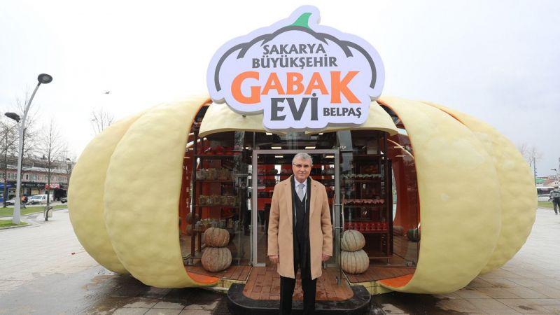 Sakarya'da 'Gabak Evi' açılışa hazırlanıyor