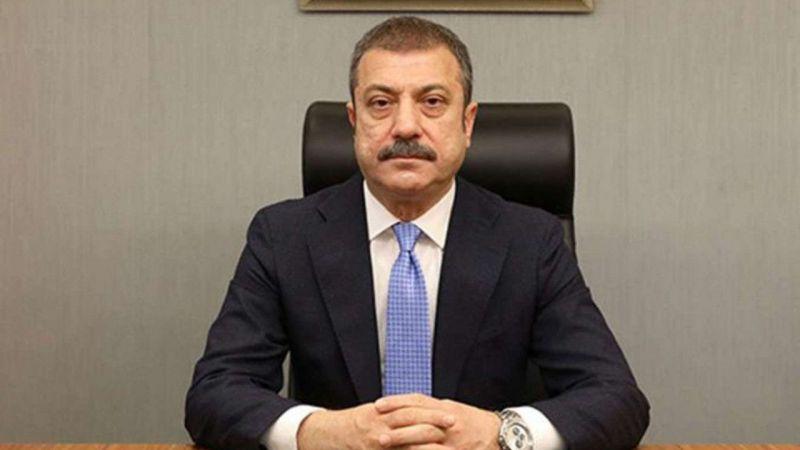 """Kavcıoğlu'ndan """"faiz indirimi"""" açıklaması"""