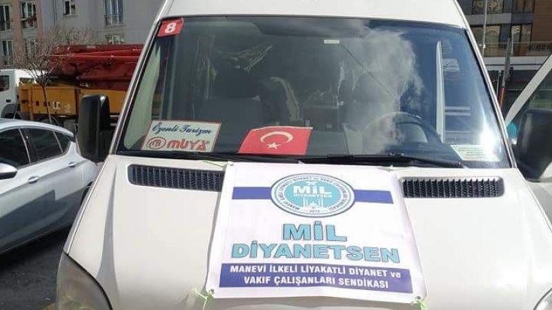 Mil-Diyanet Sen'den ücretsiz servis desteği