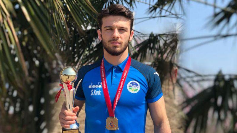 Türkiye halter şampiyonu Sakarya'dan