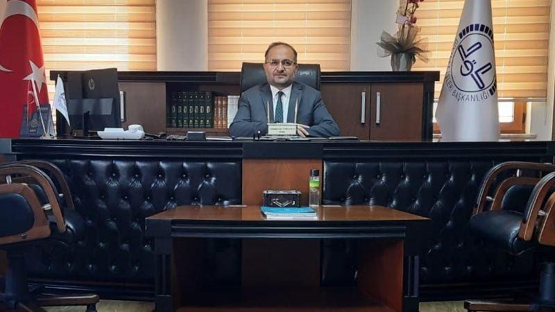 Güngören Müftüsü Abdulkerim Tohumcu görevine başladı