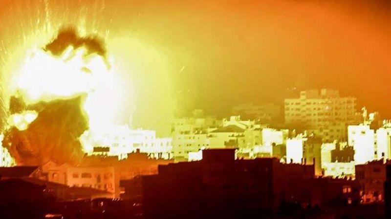Filistin'de 21 şehid, 788 yaralı var!