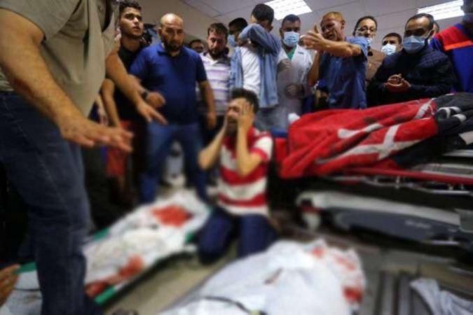 Gazze'de şehit sayısı 133 oldu