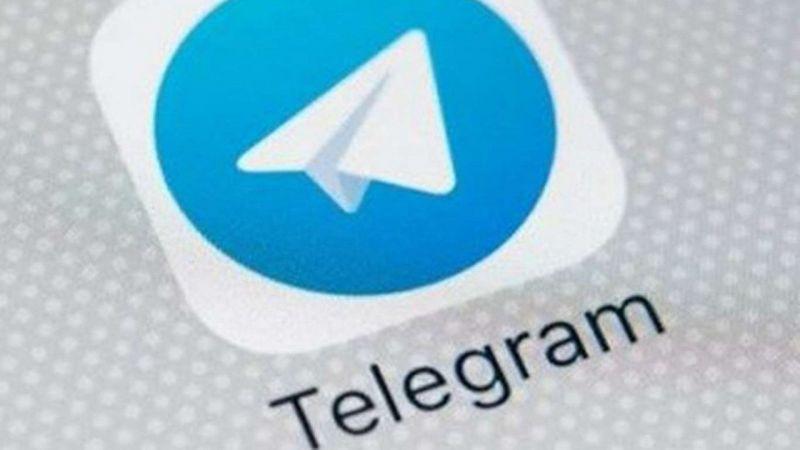 Telegram da safını belli etti