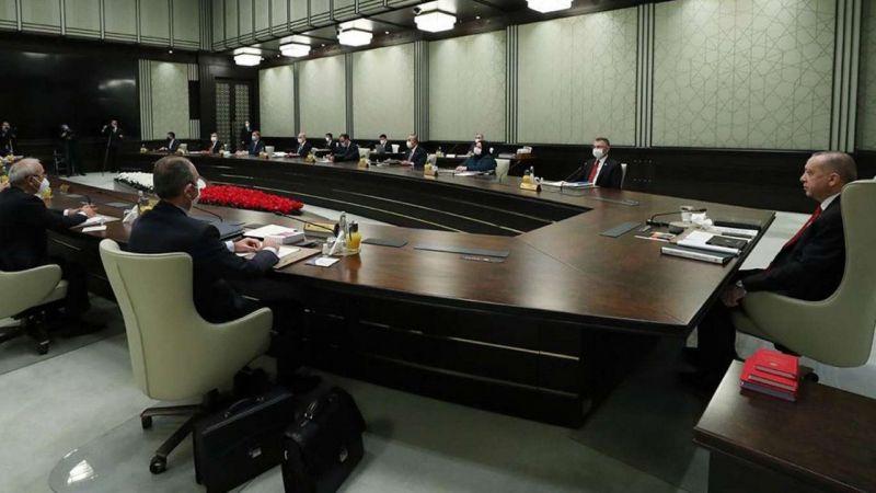 Kabine toplantısı 21 Haziran'a ertelendi