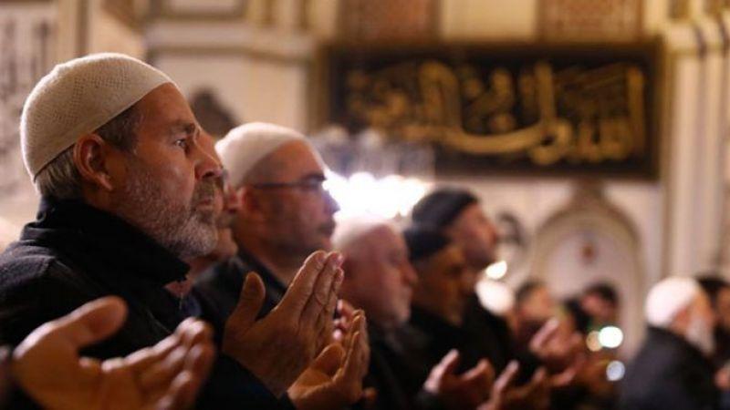 90 bin camide afetlere karşı dua okunacak