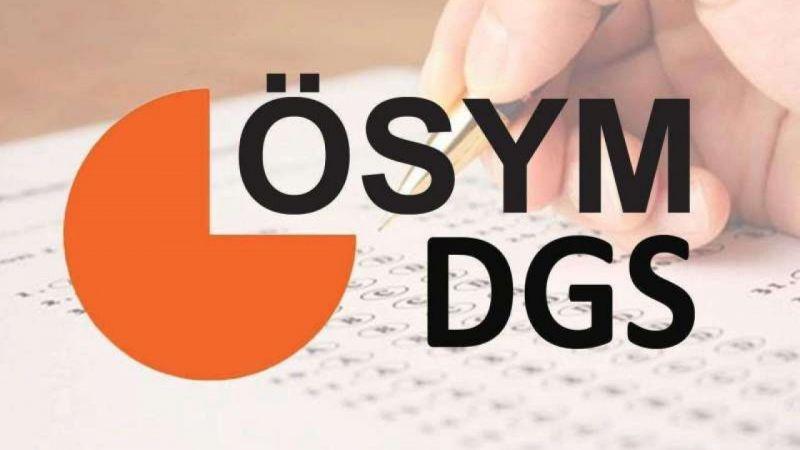 Dikey Geçiş Sınavı (DGS) sonuçları açıklandı