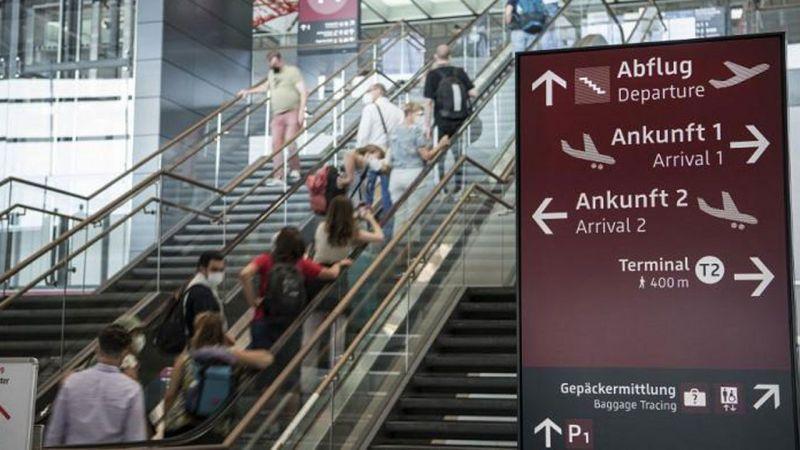 Almanya'ya göre Türkiye yüksek riskli bölge