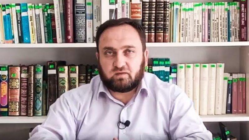 Vaiz Akif Aykanat Covid-19 sebebiyle vefat etti