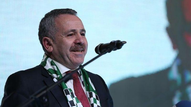 Cumhurbaşkanı'nın çağrısına Şaban Dişli'de katıldı