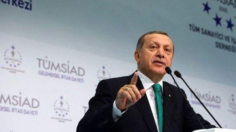 Cumhurbaşkanı Erdoğan da orada olacak
