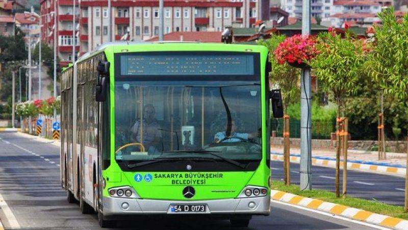 Ulaşıma 20 otobüs daha