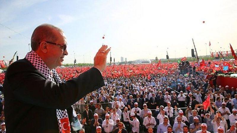 Erdoğan Miting için 5 Haziran Sakarya'da