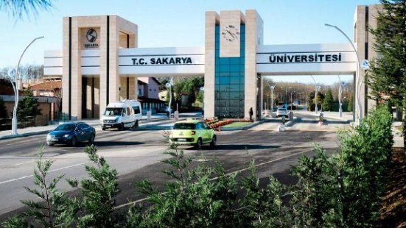 Sakarya Üniversitesi sıralamada yükseldi