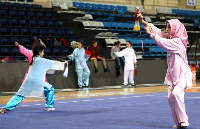 Türkiye Wushu Taolu Taichi Şampiyonası