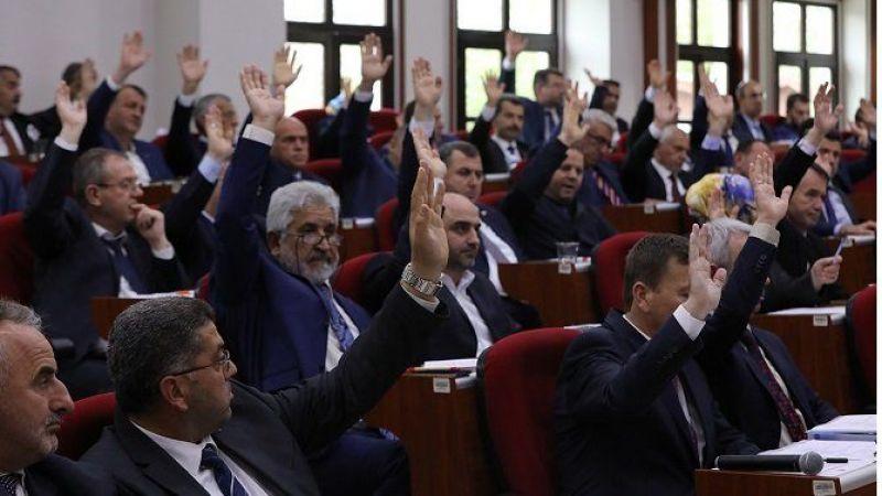 Büyükşehir Meclisi 50 Madde için toplanıyor
