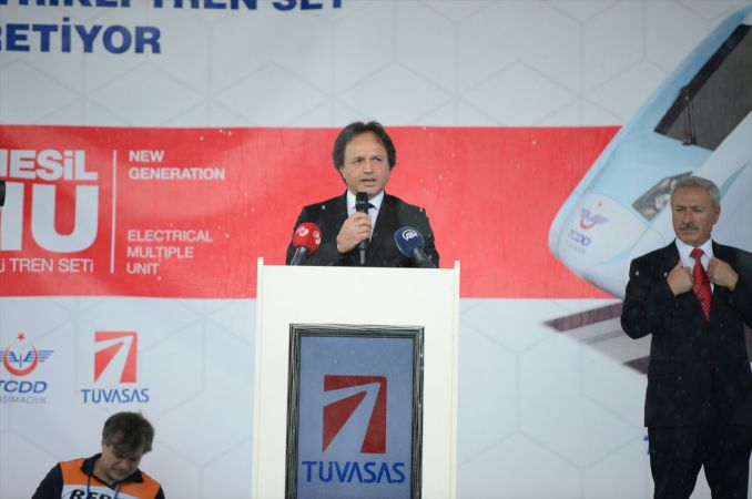 TÜVASAŞ'ın Alüminyum Gövde Üretim Fabrikası açıldı