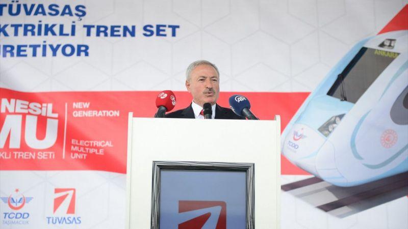 TÜVASAŞ'ın Alüminyum Fabrikası açıldı