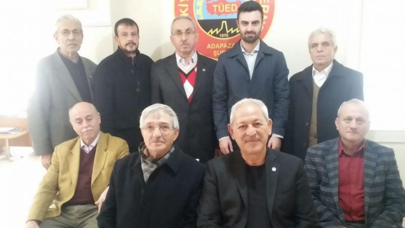 İYİ Parti Adapazarı'ndan Emekliler Derneği'ne ziyaret