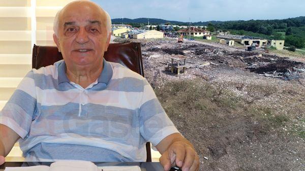 Patlayan fabrikanın avukatı iddiaları yalanladı