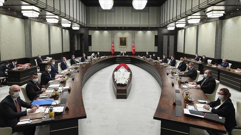 Cumhurbaşkanlığı Kabinesi bugün toplanıyor