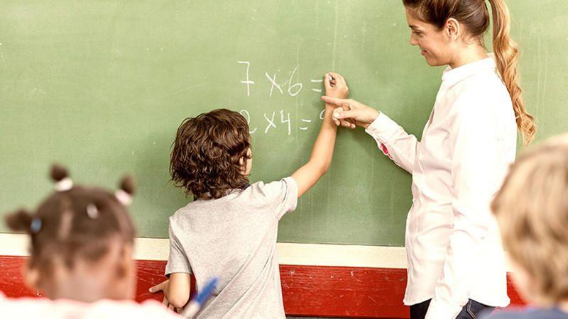Aranan öğretmen ol